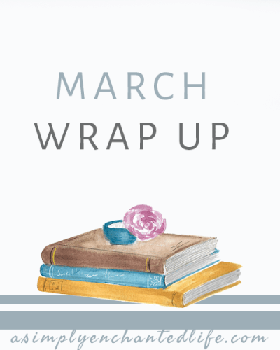 Monthly Wrap Up: March 2017
