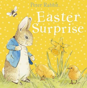 Peter Rabbit Easter Surprise