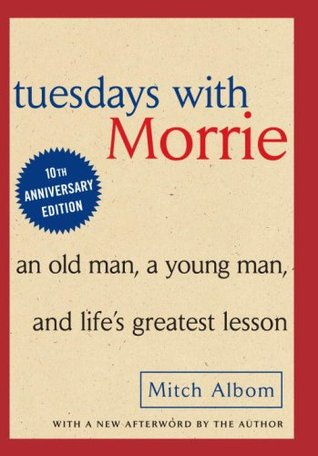 Tuesdays With Morrie|Book Review