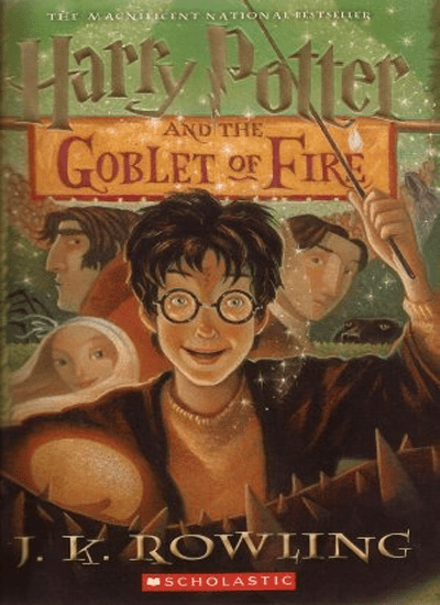 Harry Potter and the Goblet of Fire|Book Review