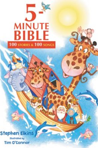 5-Minute Bible: 100 Stories and 100 Songs|Book Review