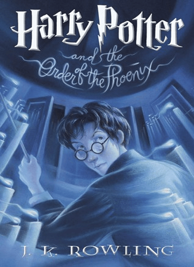 order of the phoenix book review