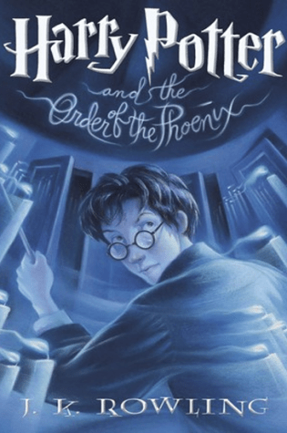 Harry Potter and the Order of the Phoenix|Book Review