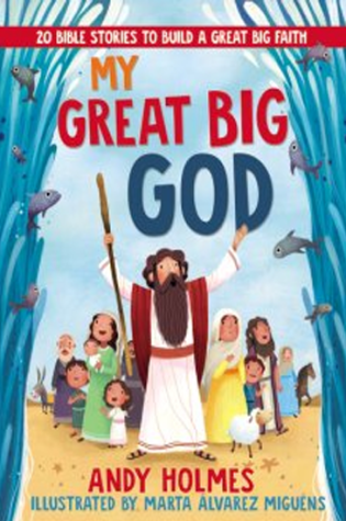 My Great Big God Book Review