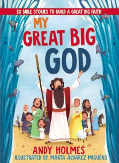 My Great Big God|Book Review