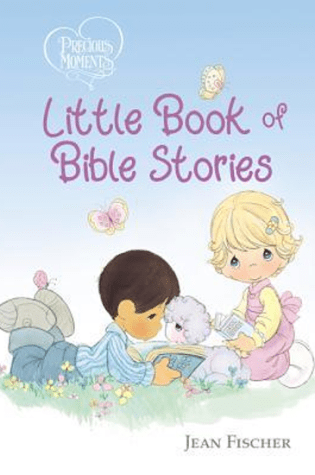 Little Book of Bible Stories|Book Review