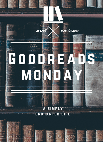 Goodreads Monday