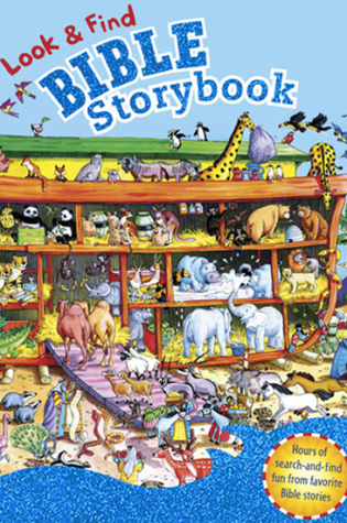 Look & Find Bible Storybook|Book Review