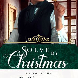 Solve by Christmas Blog Tour