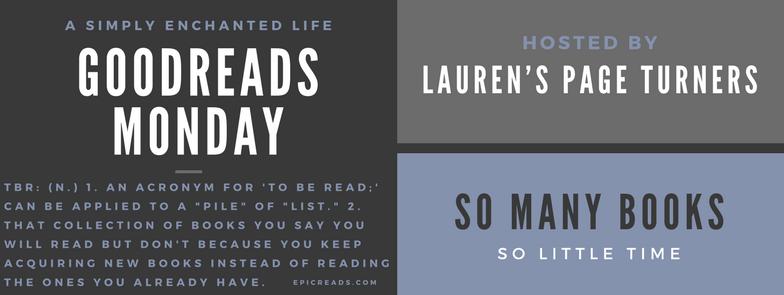Goodreads Monday
