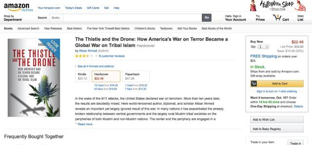 The Thistle and the Drone_ How America_s War on Terror Became a Global War on Tribal Islam_ Akbar Ahmed_ 9780815723783_ Amazon.com_ Books - 2013-10-09_10.07.05.png