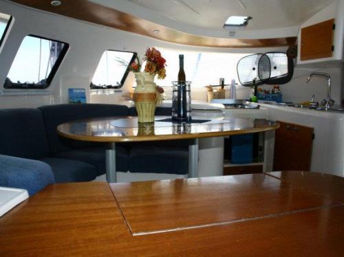 capodanno in catamarano