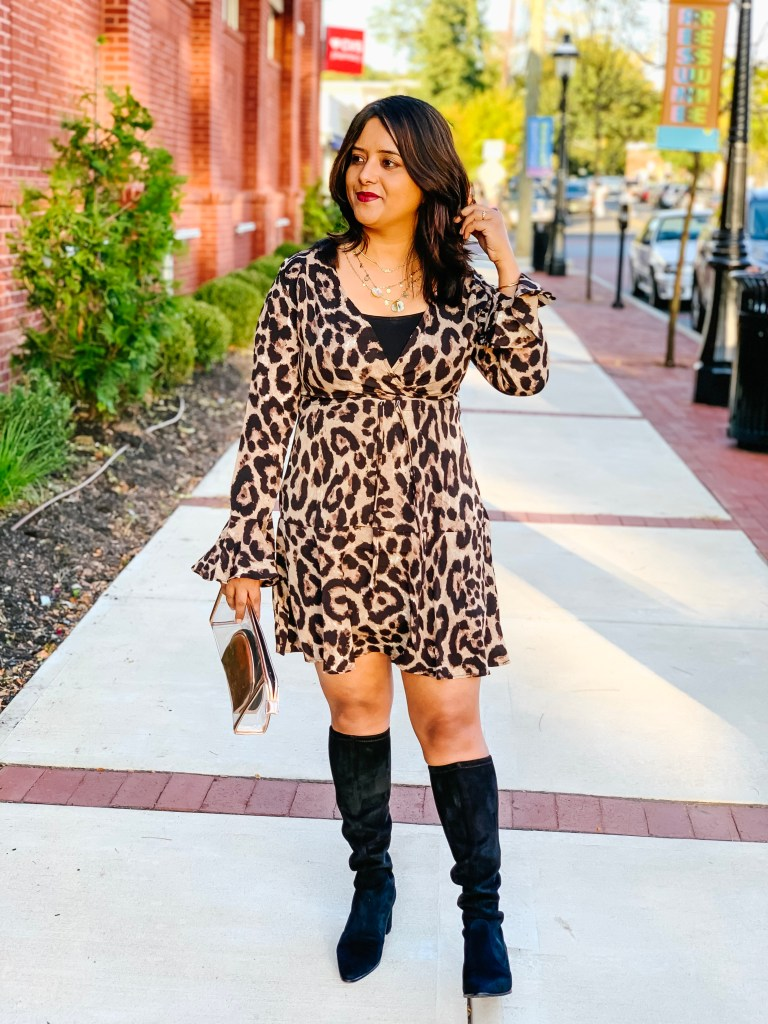 How to wear animal print this Fall