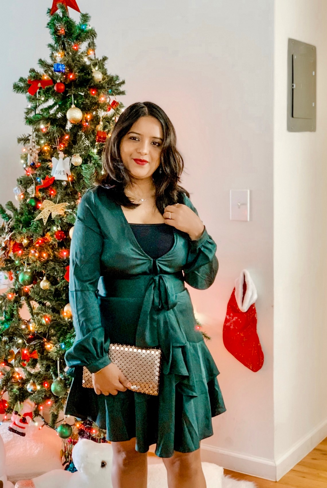Holiday outfit ideas 2019