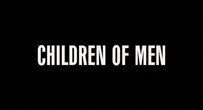 Children of Men - Son Umut (2006)