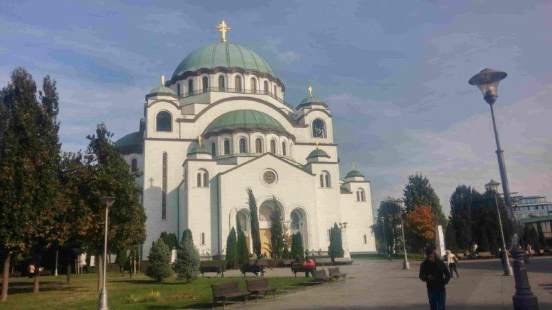 St. Sava Katedrali