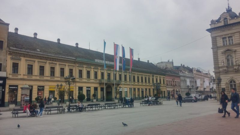 Hotel Vojvodina Novi Sad Vizesiz