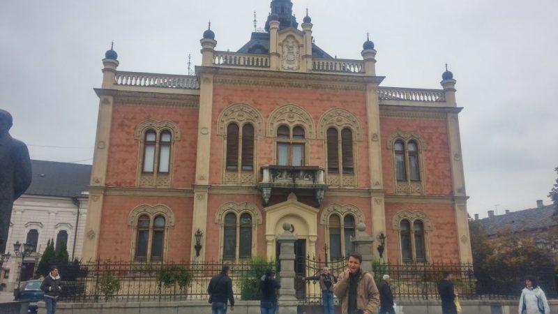 Piskoposluk Sarayı Novi Sad Vizesiz Sırbistan