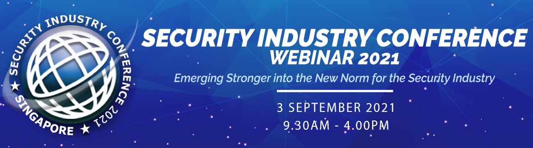Security Industry Conference 2021 Webinar