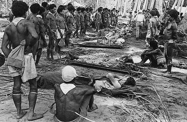 Asisbiz Battle Of Buna Gona Papua New Guinea