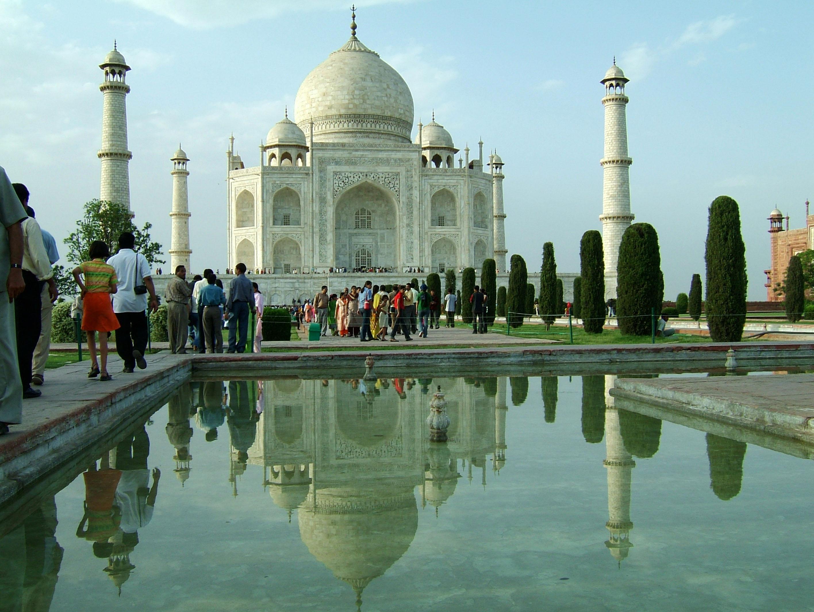 Taj Mahal Mughal Empire