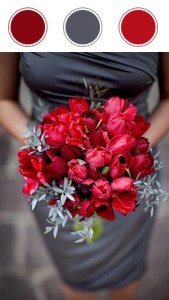 red-and-dark-gray-wedding-color-schemes-for-2017