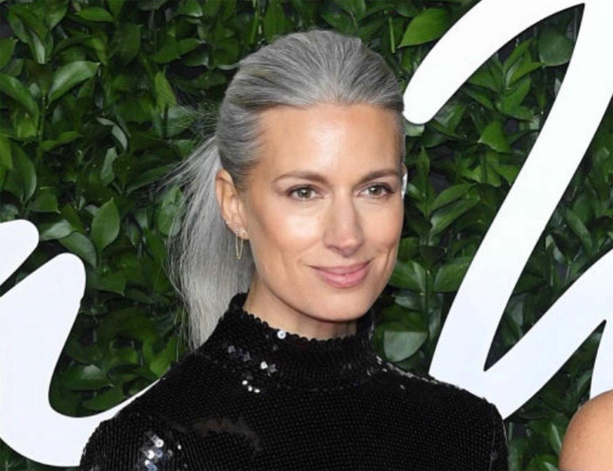 6 Διάσημες γυναίκες αποδεικνύουν ότι τα γκρίζα μαλλιά είναι σέξι