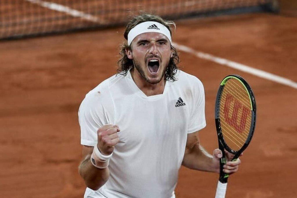 Στέφανος Τσιτσιπάς: Ο πρώτος Έλληνας που θα αγωνιστεί σε τελικό Grand Slam