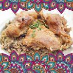 Semüz Oğlak Kebabı Bahar Boyunca Asitane'de