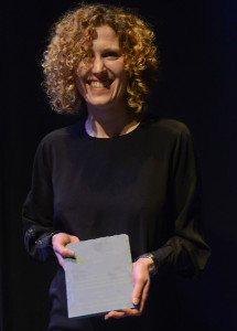 Best Female Dance Artist (Performer and/or Choreographer). Won by Caroline Finn, NDCWales