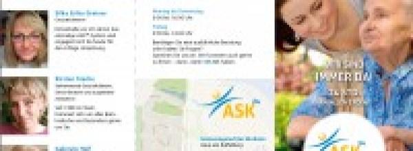 Der aktuelle ASK24 Flyer