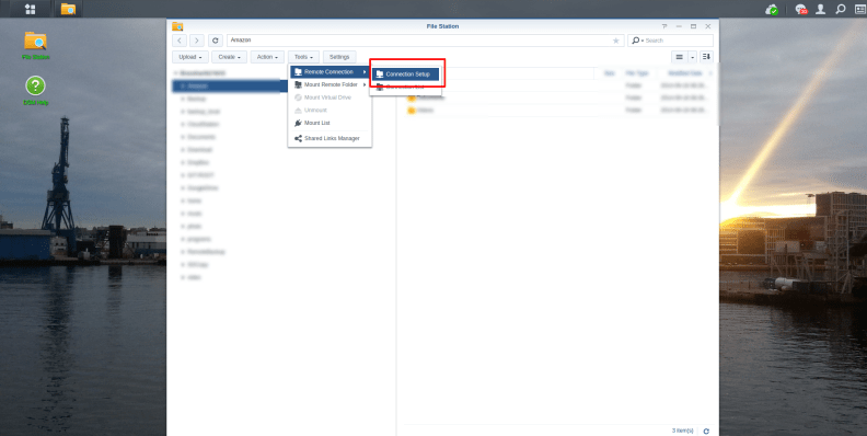 Mount FTP on Synology Boxes | Bravehartk2's Blog
