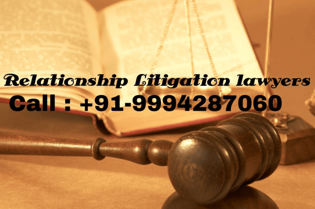 Advocates for Relationship Law in Chennai