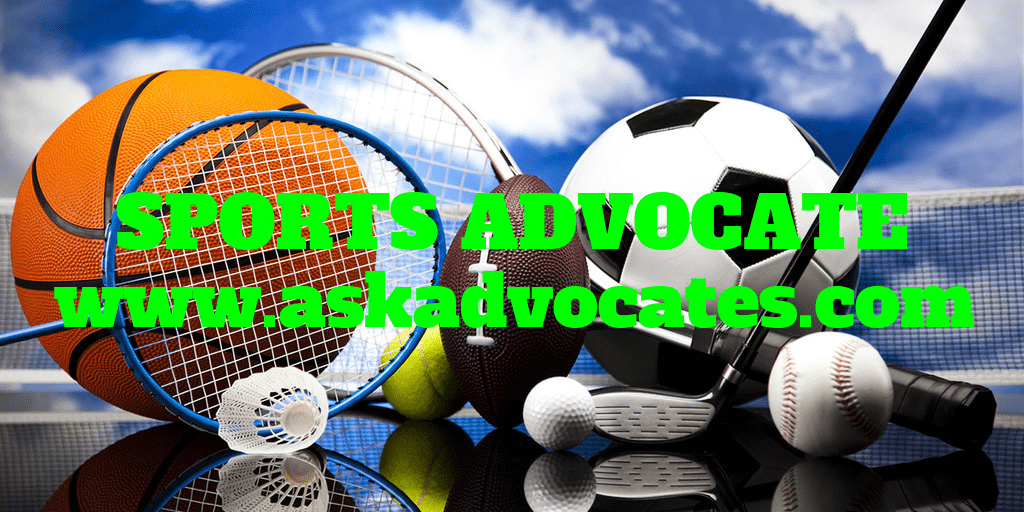 Attorneys for sports litigation | Sports law advocates in Chennai