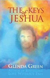 Book Cover Keys of Jeshua