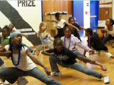 Destiny Arts Center Kids Learning Marial Arts