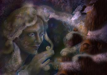 celtic faery