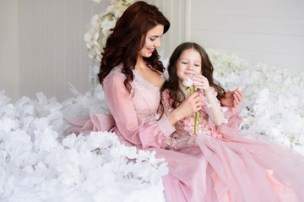 Daughter Becomes an Angel in Afterlife