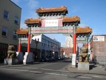 Old Town Chinatown Portland Oregon