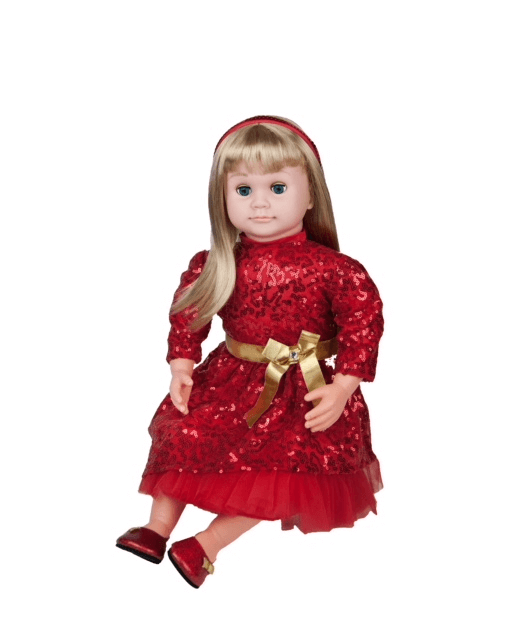 amy interactive doll
