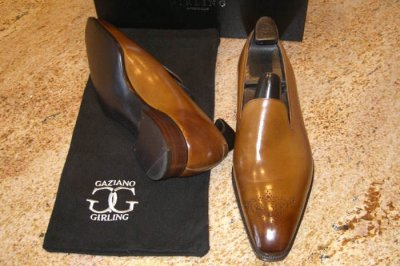 Gaziano-Girling-shoes-Bates-loafers