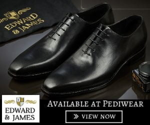View our range of Edward & James footwear