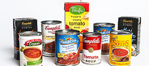 canned soups for preppers stock pile