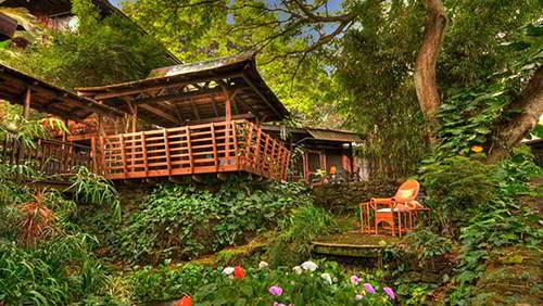 hawaii cabin