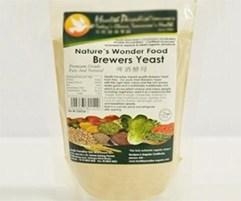brewer yeast radiation