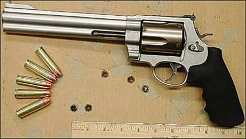 oversized revolver