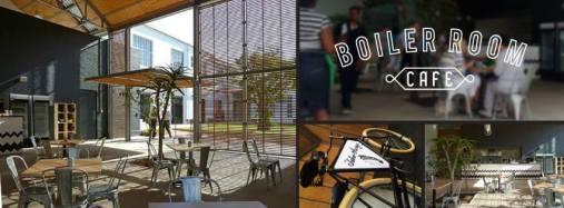 Boiler Room Cafe