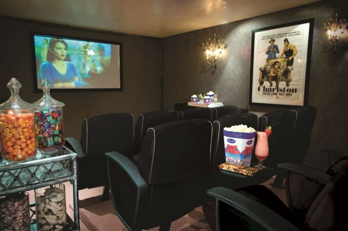The private cinema - pic supplied