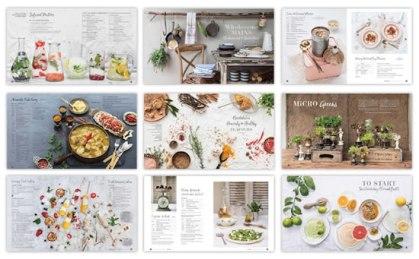 Brookdale Heavenly & Healthy Flavours Cookbook