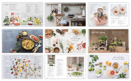 Brookdale Heavenly & Healthy Flavours Cookbook